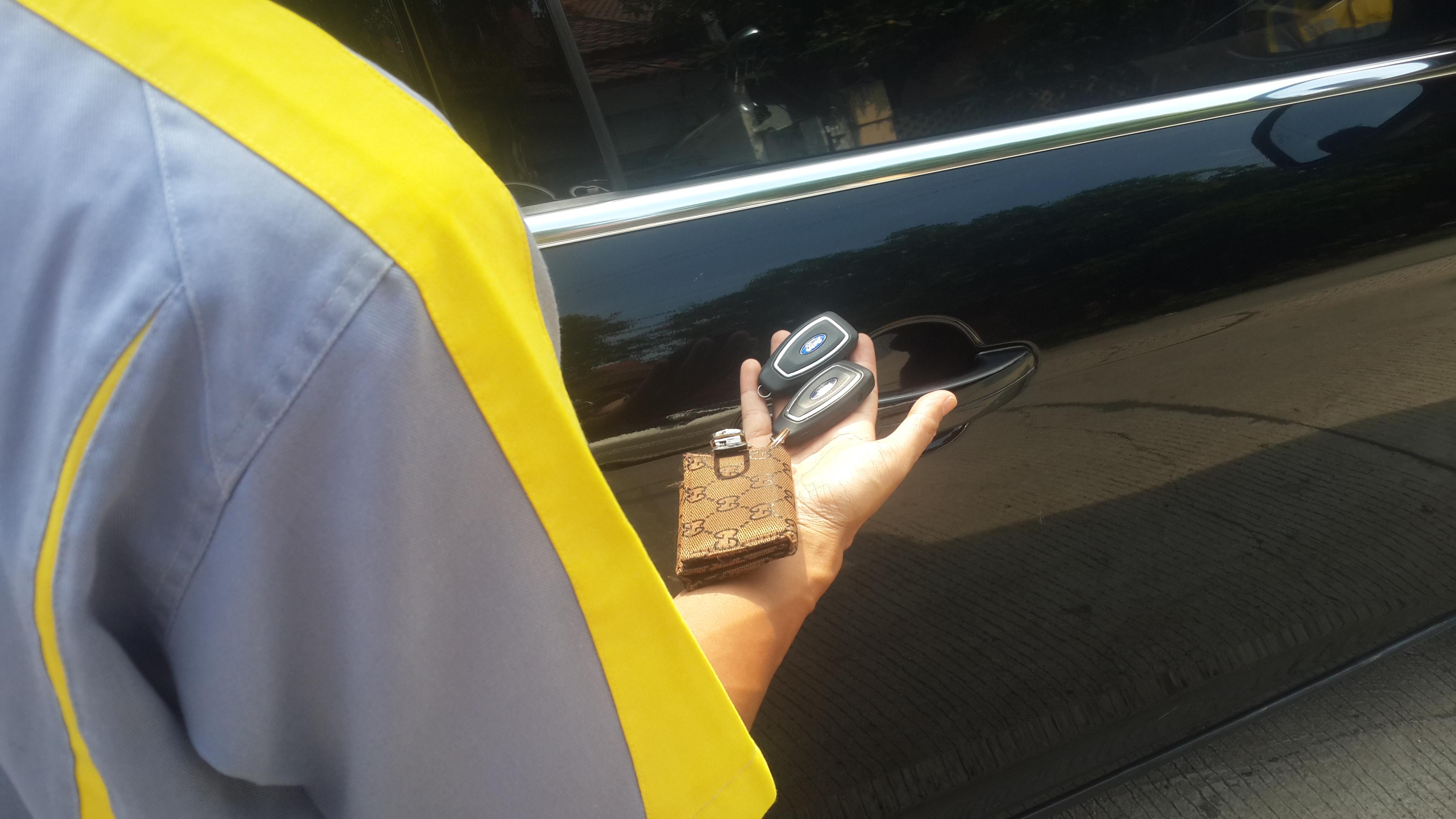 Ahli Kunci Mobil, Immobilizer